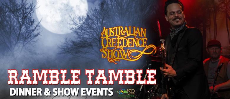 Ramble Tamble – The Australian Creedence Show