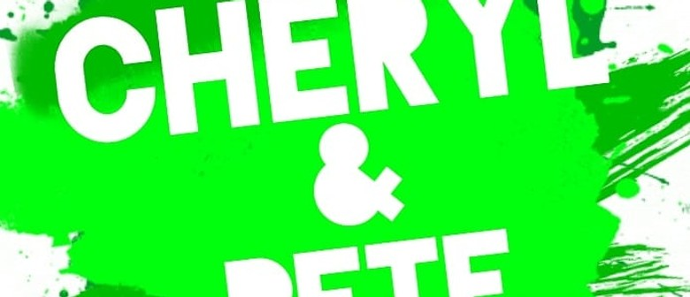 Cheryl and Pete