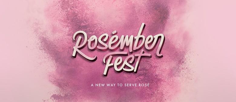 Rosémber Fest