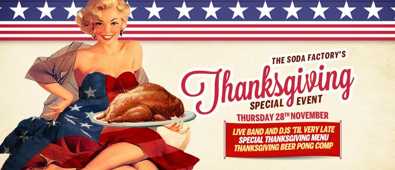 Thanksgiving Special Event