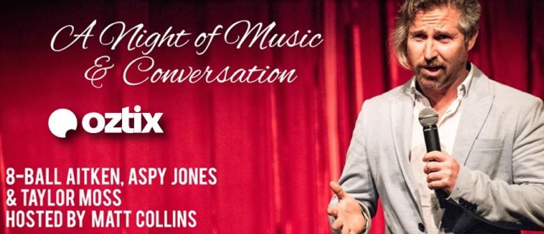 A Night of Music & Conversation