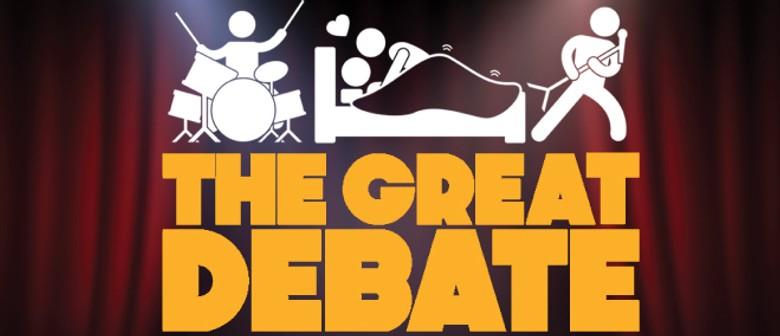 LOLbar – The Great Debate: Music Is Better Than Sex