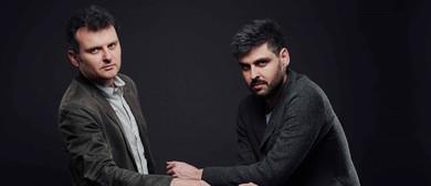 Past, Present & Future: Grigoryan Brothers – Perth Festival