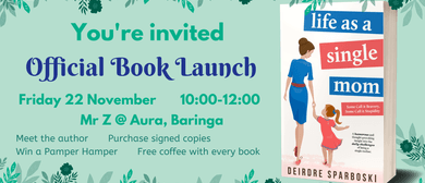 Official Book Launch