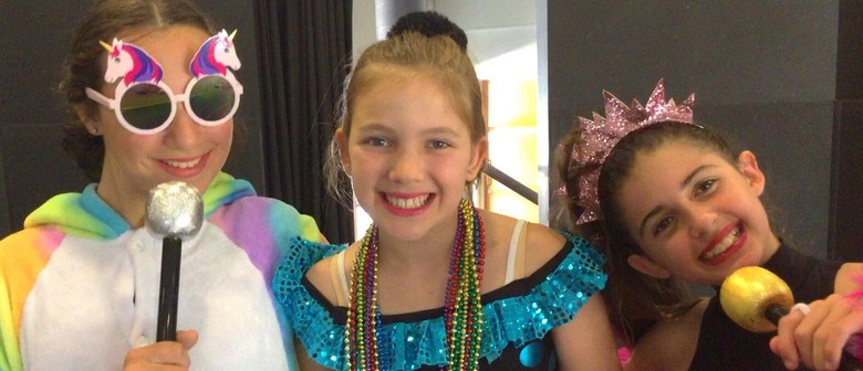 3-Day Workshop: Sing! Dance! Act! 7–17 Yrs