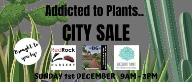 Addicted to Plants City Sale