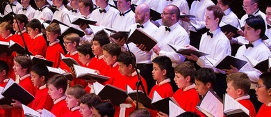The National Boys Choir of Australia Christmas Concert