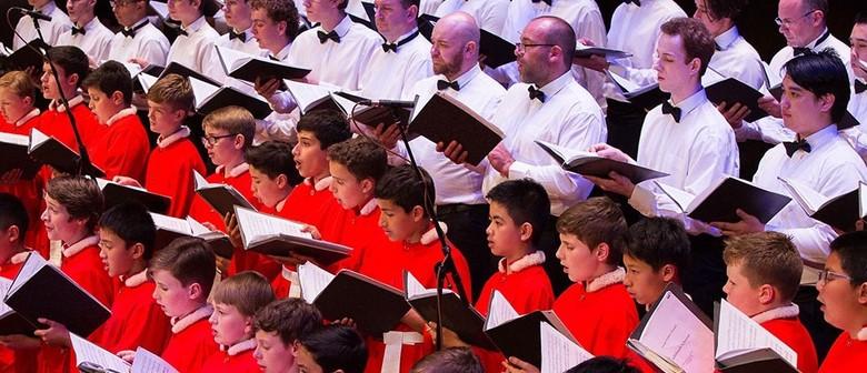 The National Boys Choir of Australia Christmas Concert