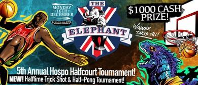 5th Annual Hospo Half Court Event
