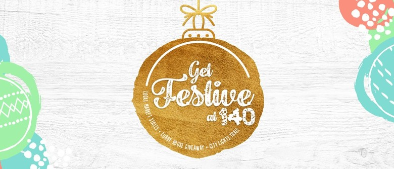 Get Festive at 140! – Local Christmas Market Stalls