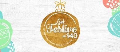 Get Festive at 140! – 140 Kid Street