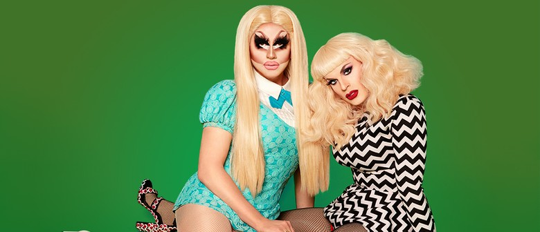 Trixie and Katya: The UNHhhh Tour