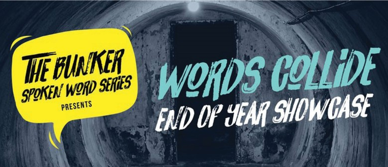 Words Collide - End of Year Showcase