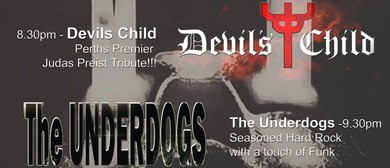 Psytopia, Underdogs, Devil's Child