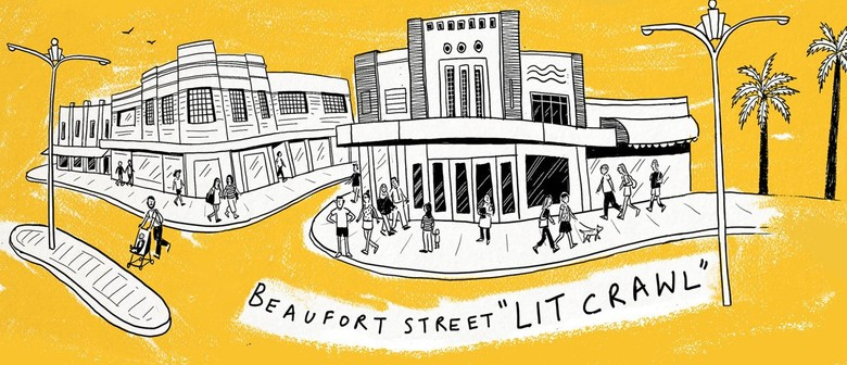 Lit Crawl Perth – Perth Festival