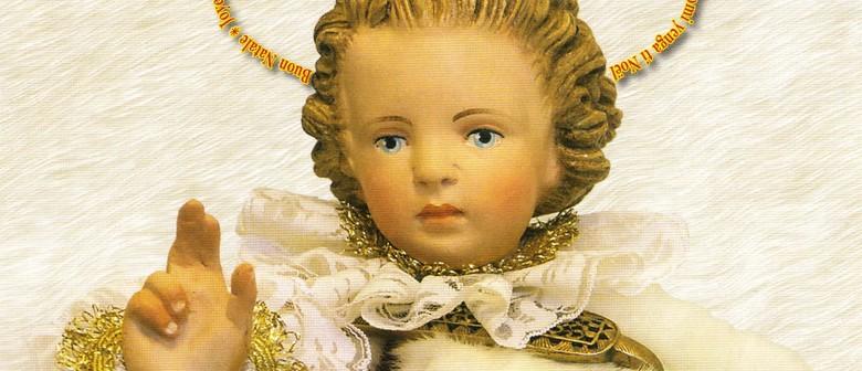 1st Friday Novena/Mass to the Infant Jesus of Prague