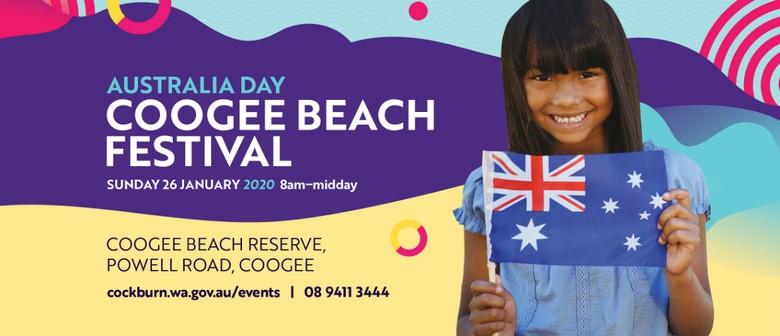 Australia Day Coogee Beach Festival