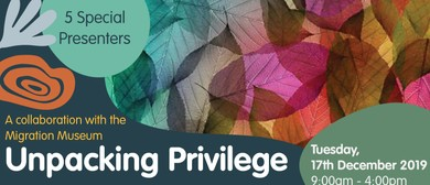 Unpacking Privilege Cultural Awareness Training