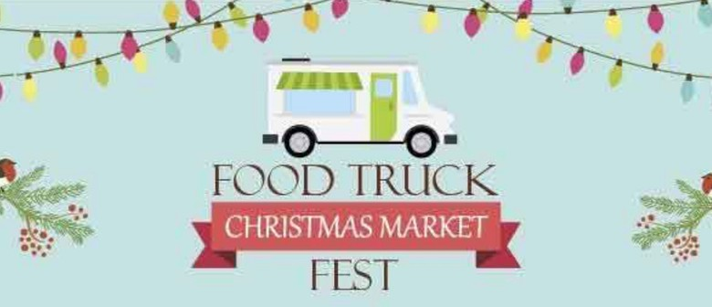 Kids Christmas Food Trucks