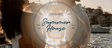 Taylors Wines Summer House of Shiraz
