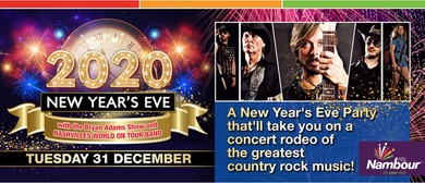 NYE With the Bryan Adams Show & Nashvilles World On Tour