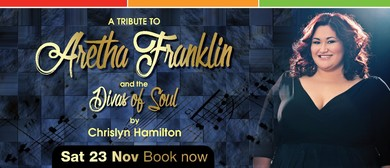 A Tribute to Aretha Franklin and The Divas of Soul: CANCELLED