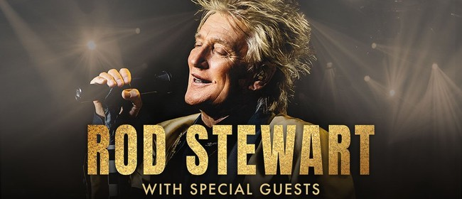 Image for Rod Stewart – The Hits Tour 2020