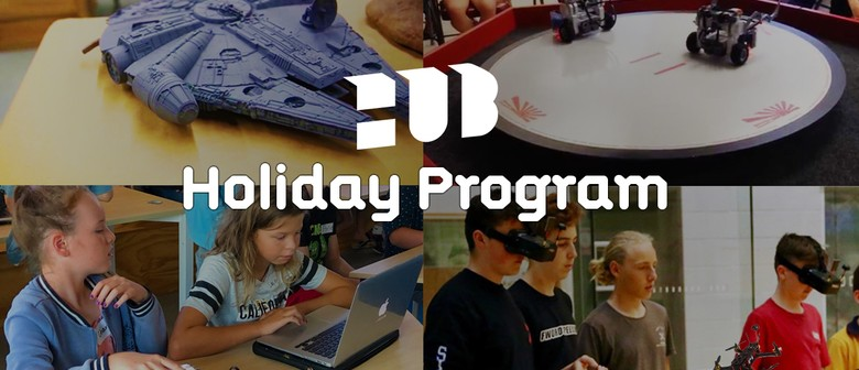Holiday Workshops for Young Digital Talent