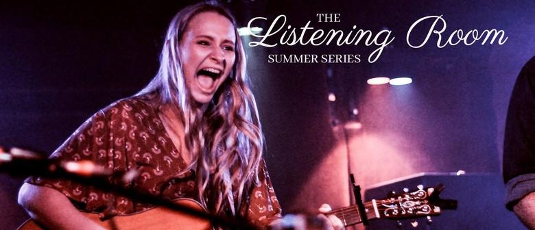 The Listening Room Summer Series #3