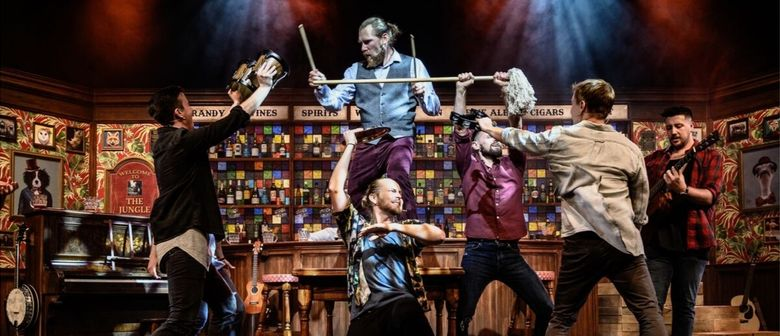 Choir of Man – Fringe World