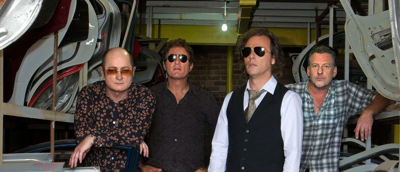 Hoodoo Gurus With Special Guests