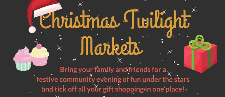 Twilight Christmas Market: POSTPONED