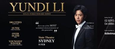 Yundi Li – Sonata Tour