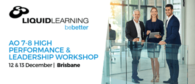 AO 7–8 High Performance & Leadership Workshop