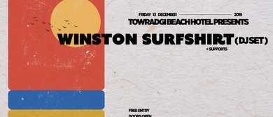 Winston Surfshirt – DJ Set