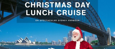 Christmas Day Buffet Lunch Cruise - MV Princess