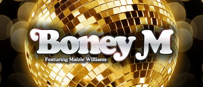 Image for Boney M Feat. Maizie Williams
