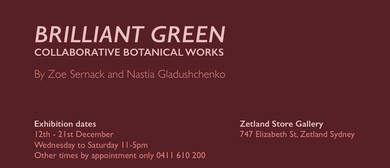 Brilliant Green Exhibition