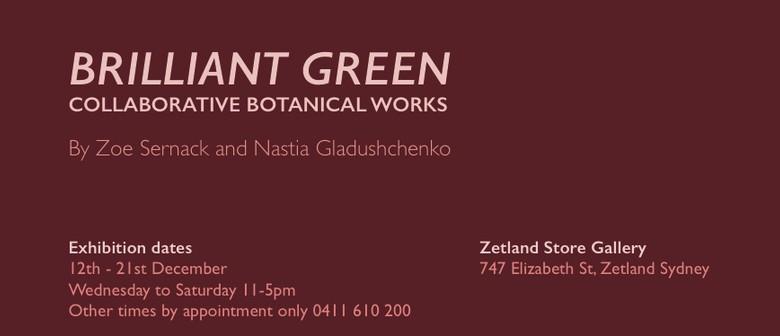 Brilliant Green Exhibition