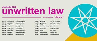 Unwritten Law 2020 Tour