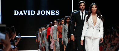 Gala Runway 1 Presented by David Jones