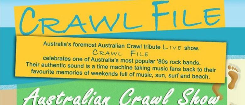 Crawl File – Australian Crawl/James Reyne Tribute Show