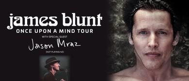 James Blunt – Once Upon a Mind Tour