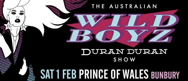 Image for Wild Boyz – The Australian Duran Duran Show
