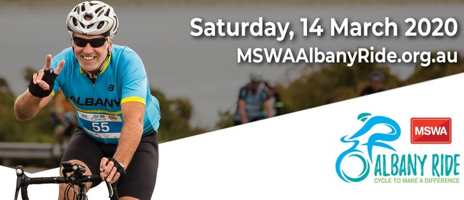 Image for MSWA Albany Ride