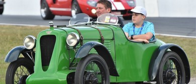Benalla Historic Vehicle Tour