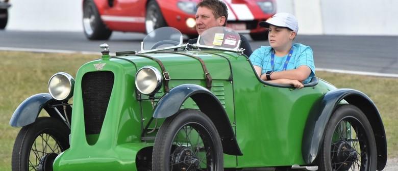 Benalla Historic Vehicle Tour
