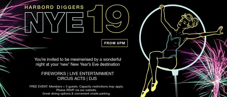Harbord Diggers New Year's Eve