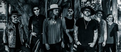The Allman Betts Band – Bluesfest Sideshow