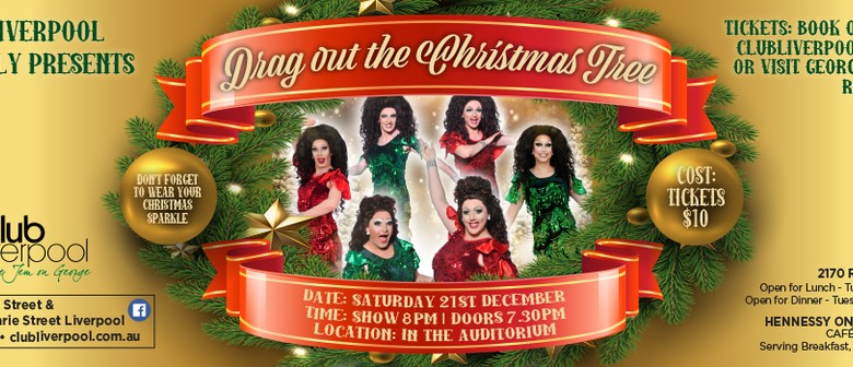 Drag Out the Christmas Tree